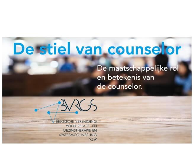 Studiedag: De stiel van counselor
